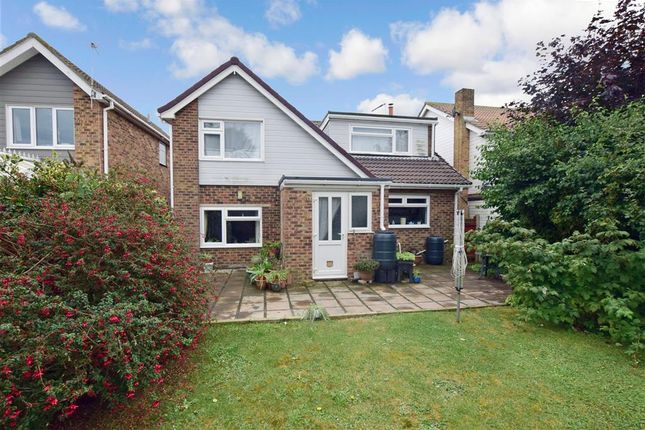 Thumbnail Detached house for sale in Dane Road, Minnis Bay, Birchington, Kent