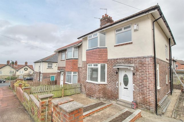 3 bed semi-detached house for sale in Clyde Street, Gateshead NE8