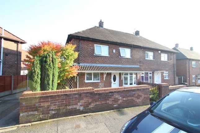 Thumbnail Semi-detached house for sale in Grayshott Road, Tunstall, Stoke-On-Trent