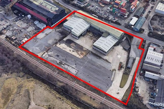 Thumbnail Industrial to let in Sheffield Road, Templeborough, Rotherham, Yorkshire