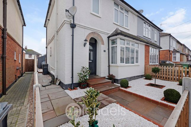 Thumbnail Semi-detached house for sale in Harold Road, Braintree