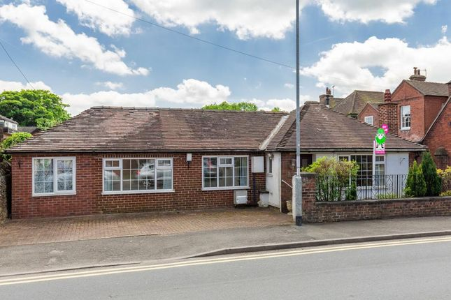 Thumbnail Detached bungalow for sale in Southbank Street, Leek