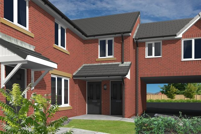Thumbnail Flat for sale in Cropper Road, Blackpool