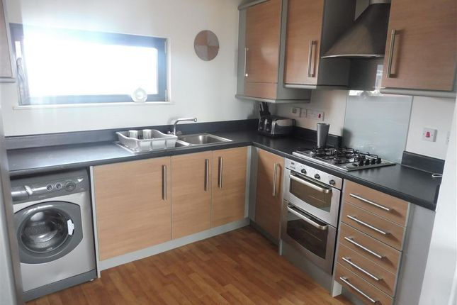Kitchen of St Stephens Court, Maritime Quarter, Swansea SA1