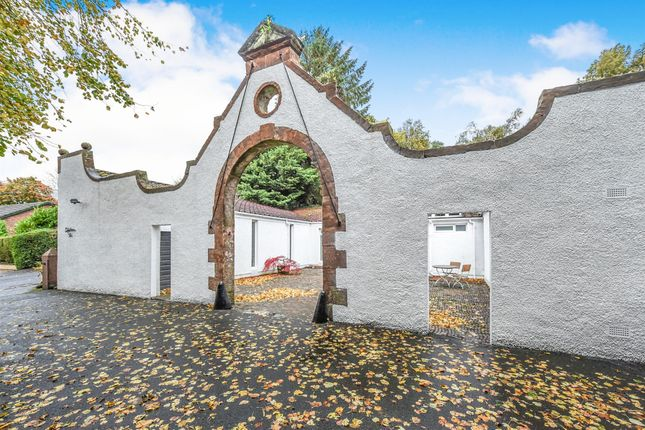 Thumbnail Detached house for sale in Burn Road, Darvel