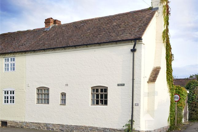 Thumbnail Semi-detached house for sale in High Street, Broom, Alcester