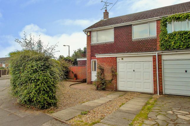 Thumbnail Semi-detached house for sale in Lime Grove, Draycott, Derby