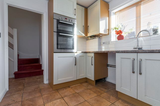 Thumbnail Terraced house to rent in Station Road, Castle Donington, Derby