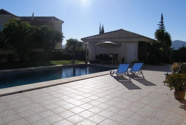 Pool And Villa of Spain, Málaga, Mijas