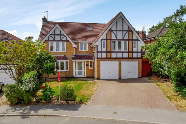 Thumbnail Detached house for sale in Barnwell Crescent, Harrogate, North Yorkshire