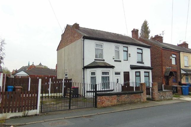 Thumbnail Semi-detached house for sale in Chapel Road, Irlam, Manchester