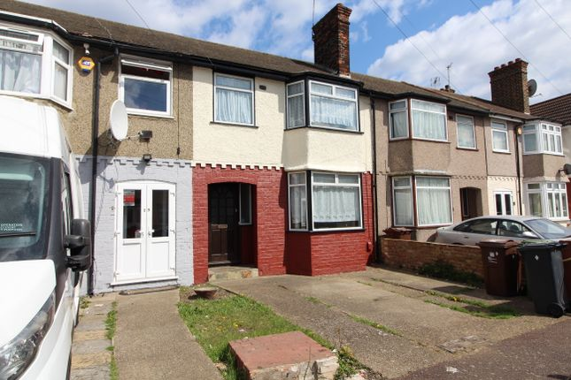 3 bed terraced house to rent in Second Avenue, Dagenham RM10