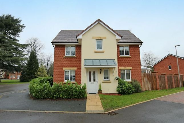 Thumbnail Detached house for sale in Baronia Place, Barony Road, Nantwich
