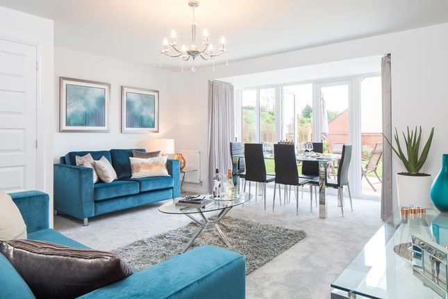 """Thumbnail End terrace house for sale in """"Woodcote"""" at Westminster Avenue, Clayton, Bradford"""