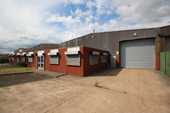 Thumbnail Industrial to let in Unit 4 Spring Road Industrial Estate, Smethwick