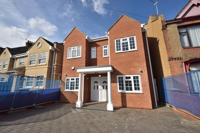 Thumbnail Detached house for sale in Quebec Road, Ilford