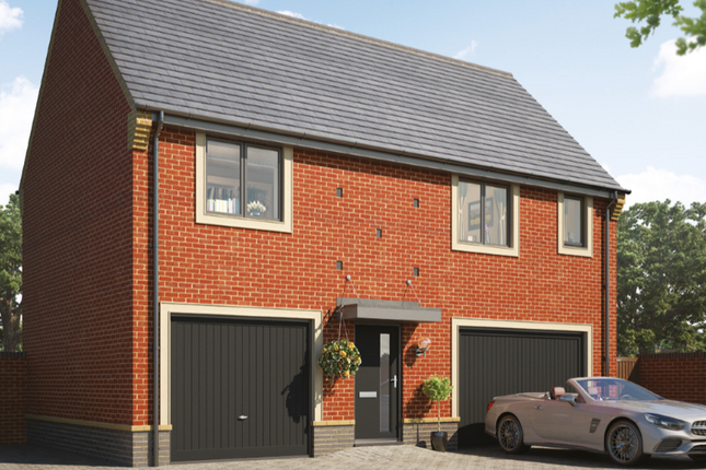 Thumbnail Flat for sale in Boxted Road, Colchester, Colchester, Essex