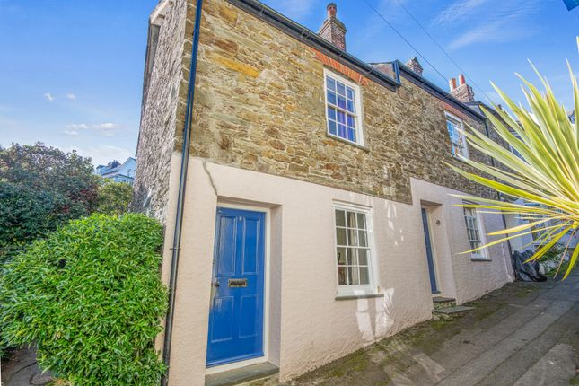 Thumbnail End terrace house for sale in Robinsons Row, Salcombe