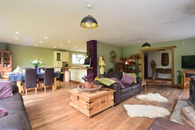 Thumbnail Detached bungalow for sale in Waterworks Lane, Martin, Dover, Kent