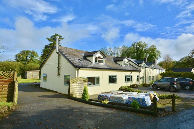 Thumbnail Semi-detached house for sale in Holsworthy, Devon