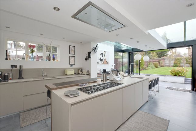 Thumbnail Detached house for sale in Court Farm Road, London