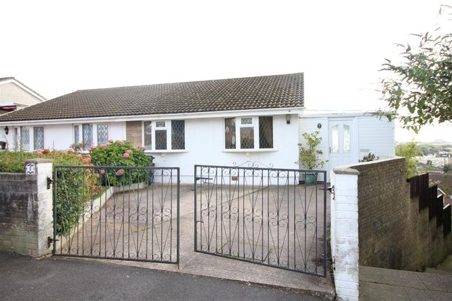 Thumbnail Semi-detached bungalow for sale in Lawrence Hill Avenue, Newport