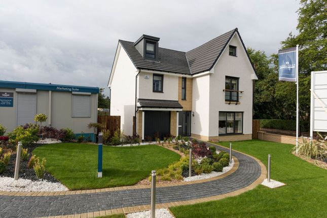 Thumbnail Detached house for sale in Milngavie Road, Bearsden, Glasgow
