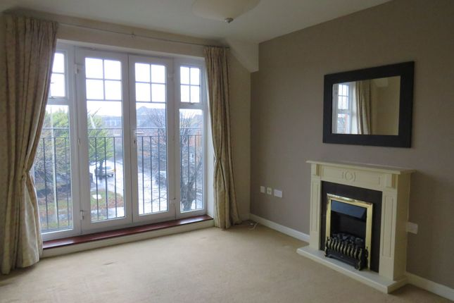 Thumbnail Flat to rent in Heinz Burt Close, Eastleigh