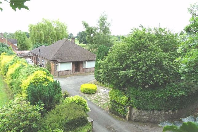 Thumbnail Bungalow for sale in Brooklands, Weston Rhyn, Oswestry, Shropshire