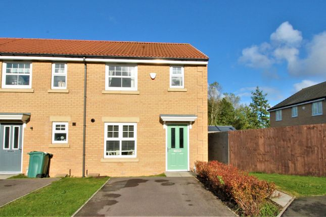 Thumbnail End terrace house for sale in Bowater Close, Houghton Le Spring