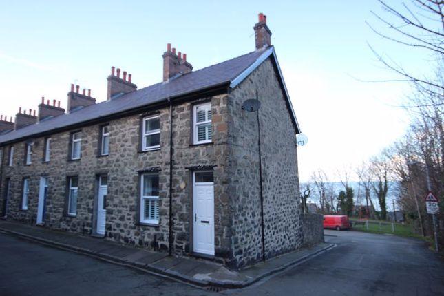 Terraced house for sale in Erasmus Street, Penmaenmawr