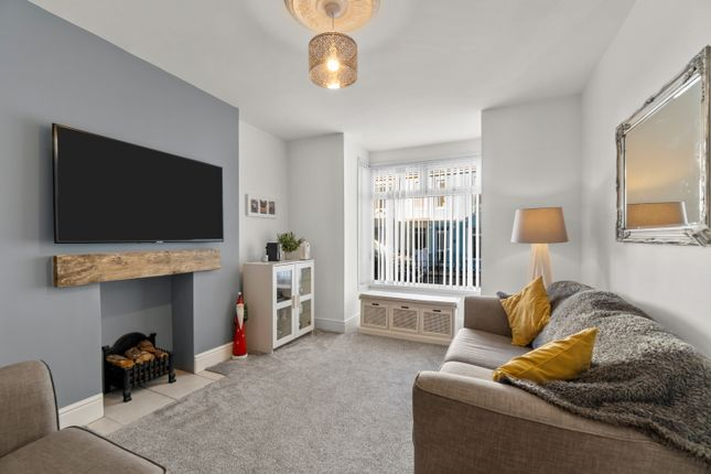 2 bed terraced house for sale in 40 Tresillian Street, Cattedown, Plymouth. PL4