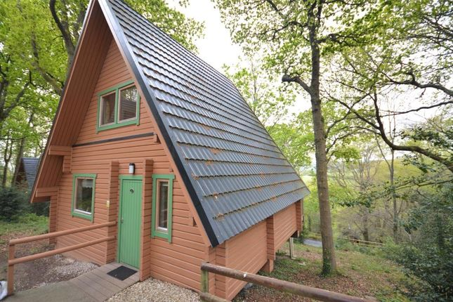 Thumbnail Detached house for sale in Finlake Holiday Park, Newton, Devon