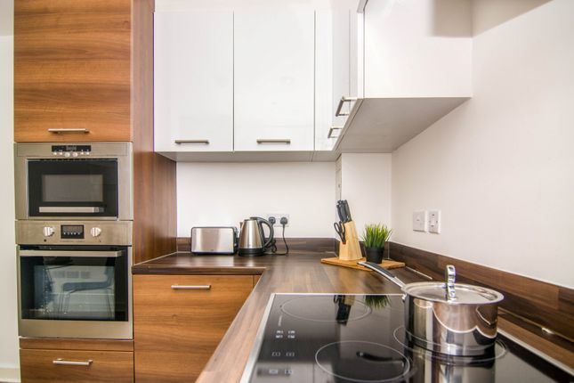Thumbnail Flat to rent in Harbinger Road, London