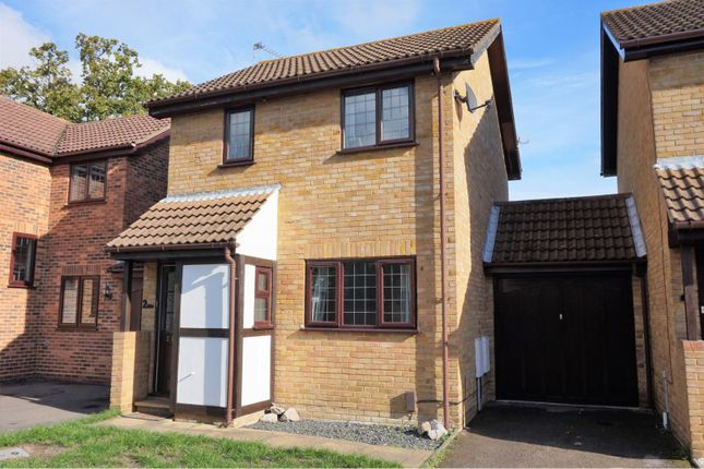 Thumbnail Detached house for sale in The Paddocks, New Haw