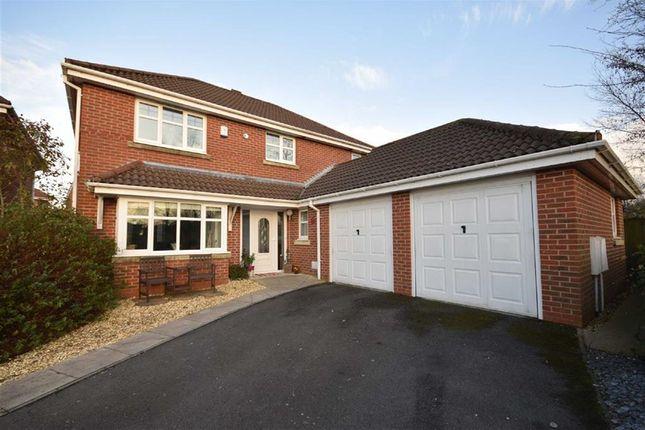 Thumbnail Detached house for sale in Condor Way, Penwortham, Preston, Lancashire