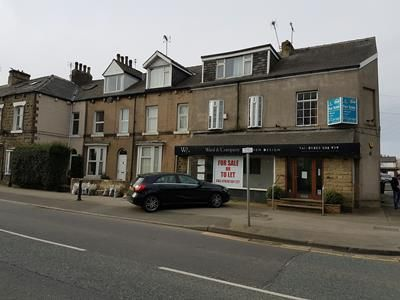 Thumbnail Retail premises for sale in 71 & 71A Skipton Road, Harrogate