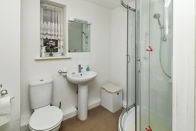 New Shower Room of Park Road, Poole, Dorset BH14