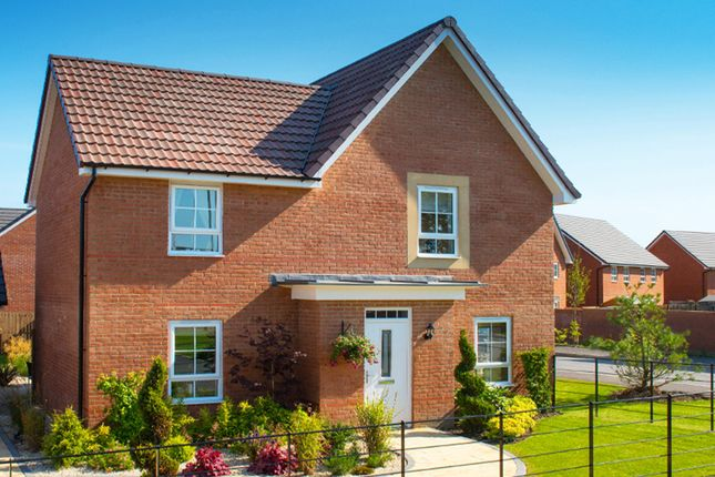 "Thumbnail Detached house for sale in ""Lincoln"" at Acacia Way, Edwalton, Nottingham"