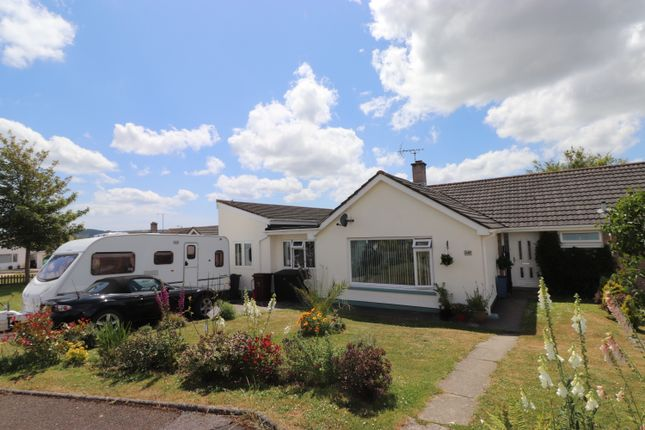 Thumbnail Semi-detached bungalow for sale in Peacock Avenue, Torpoint, Cornwall