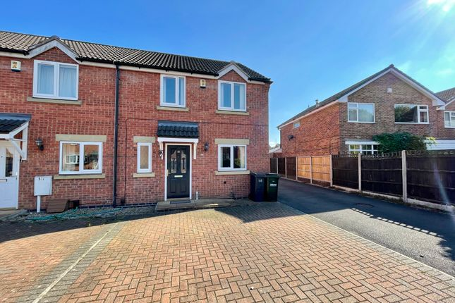 3 bed semi-detached house to rent in Emerys Road, Gedling, Nottingham NG4