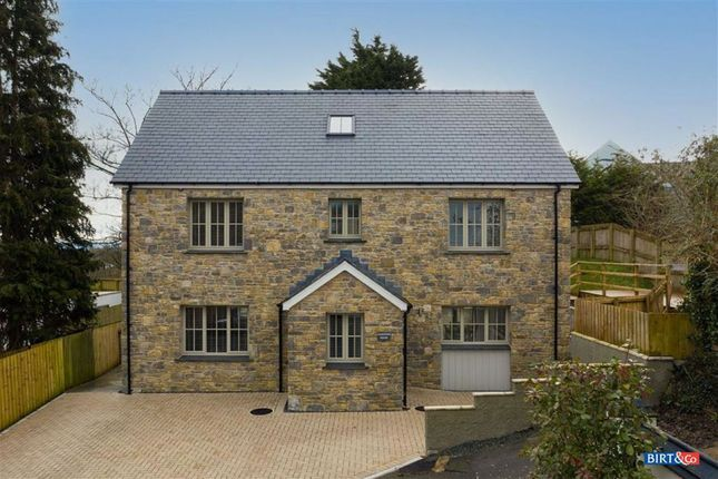 Thumbnail Detached house for sale in Limestone House, St Marys Hill, Tenby