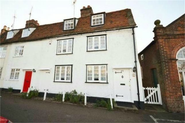 Thumbnail Cottage to rent in The Green, Writtle, Chelmsford, Essex