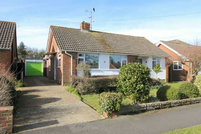 Thumbnail Bungalow for sale in Blendon Drive, Andover