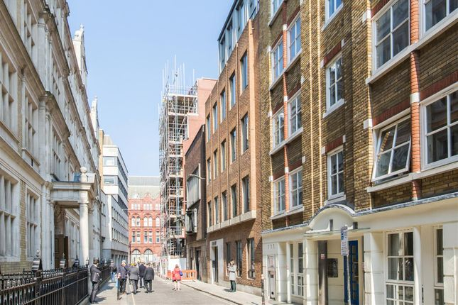 Exterior of Aston House, 36-37 Furnival Street, Chancery Lane, London EC4A