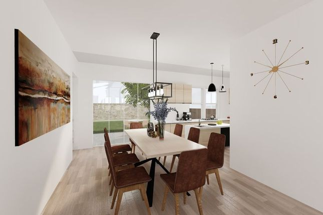 Proposed Dining of Freshwater Lane, St. Mawes, Truro TR2