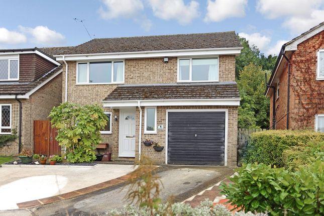 Thumbnail Detached house for sale in Heath Close, Fair Oak, Eastleigh