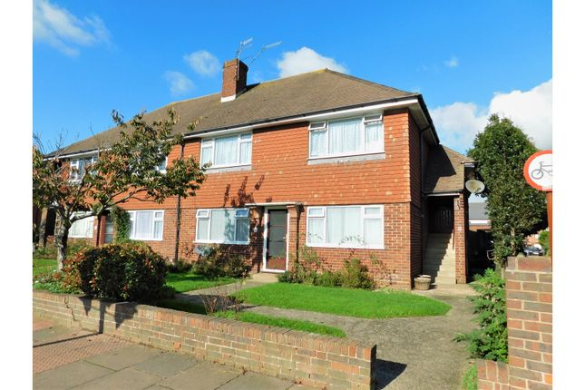 Thumbnail Flat for sale in Manor View Court, Worthing