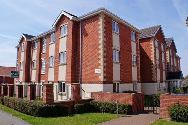 Thumbnail Flat to rent in Venables Way, Lincoln