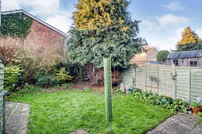 Rear Garden of Gunn End, Shipston On Stour, Warwickshire CV36